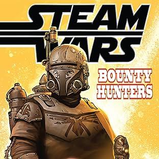 Steam Wars: Bounty Hunters