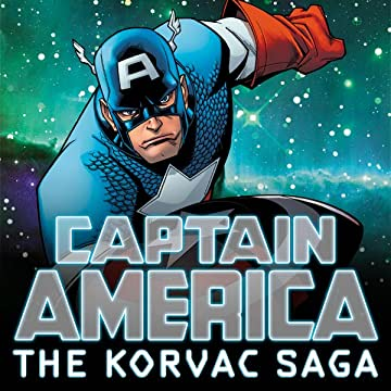 Captain America And The Korvac Saga (2010)
