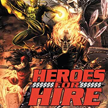 Heroes For Hire (2010-2011)