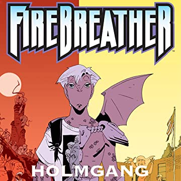 Firebreather Vol. 3