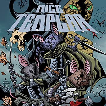 The Mice Templar: A Midwinter Night's Dream