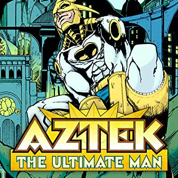 Aztek: The Ultimate Man (1996-1997)