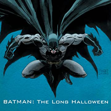 Batman: The Long Halloween Digital Comics - Comics by comiXology