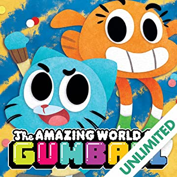 The Amazing World of Gumball 2015 Grab Bag