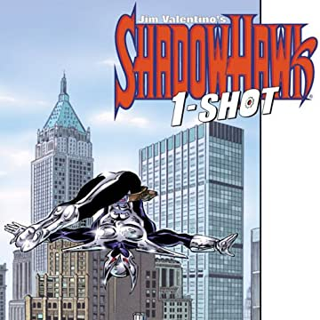Shadowhawk One-Shot