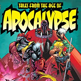 Tales From the Age of Apocalypse 1996