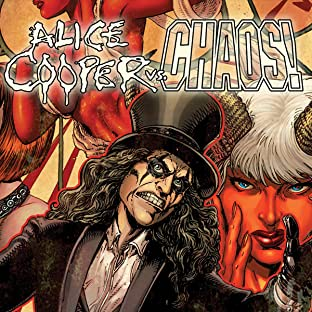 Alice Cooper vs. CHAOS!