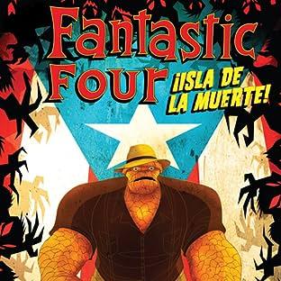 Fantastic Four: Isla De La Muerte!