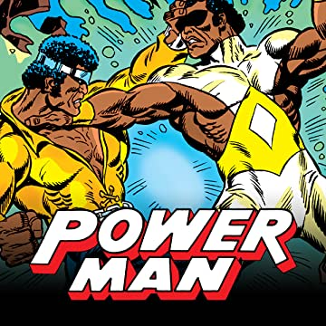 Power Man (1974-1978)