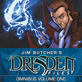 Jim Butcher's The Dresden Files: Complete Series