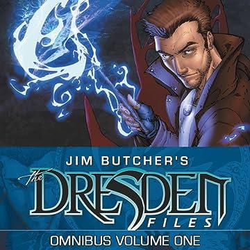 Jim Butcher's The Dresden Files Omnibus