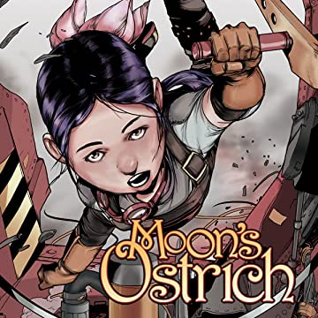 Moon's Ostrich