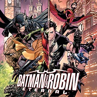 Batman & Robin Eternal (2015-)