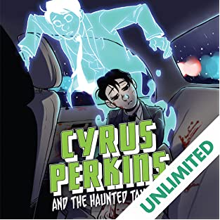 Cyrus Perkins and the Haunted Taxi Cab