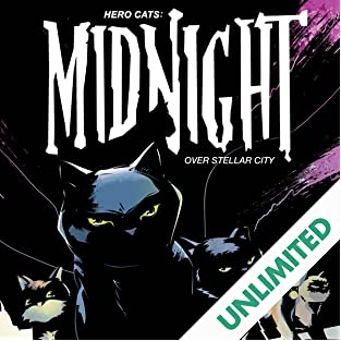 Hero Cats: Midnight Over Stellar City