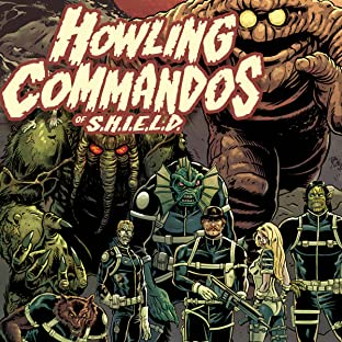Howling Commandos of S.H.I.E.L.D. (2015-2016)