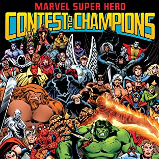 Marvel Super Hero Contest of Champions (1982)