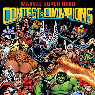 Marvel Super Hero Contest of Champions (1982)