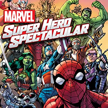 Marvel Super Hero Spectacular (2015)