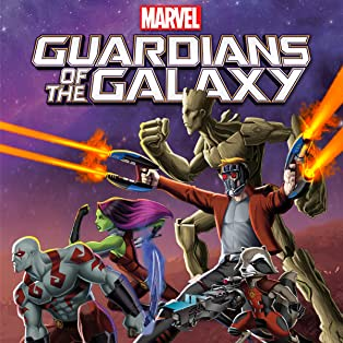 Marvel Universe Guardians of the Galaxy (2015-2017)