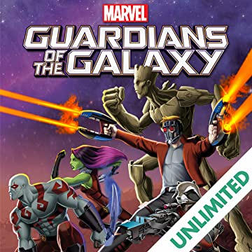 Marvel Universe Guardians of the Galaxy (2015-)