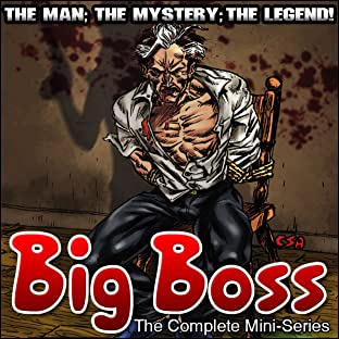 Big Boss: Gun for Hire