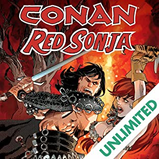 Conan/Red Sonja