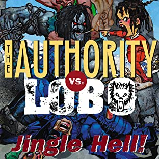 The Authority vs. Lobo