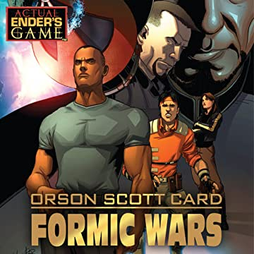 Formic Wars: Burning Earth