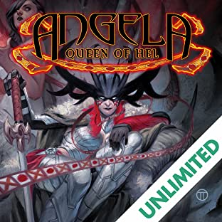 Angela: Queen of Hel (2015-2016)