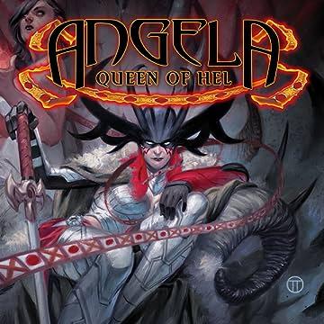 Angela: Queen of Hel (2015-2016)