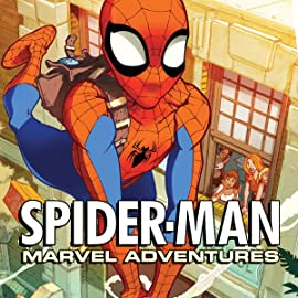 Marvel Adventures Spider-Man (2010-2012)