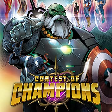 Contest of Champions (2015-2016)