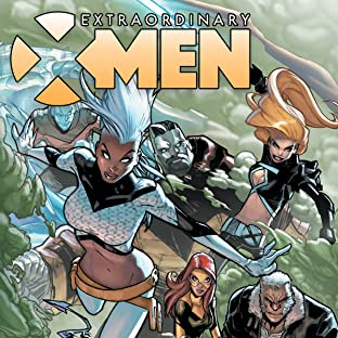 Extraordinary X-Men (2015-)