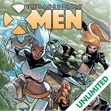 Extraordinary X-Men (2015-2017)