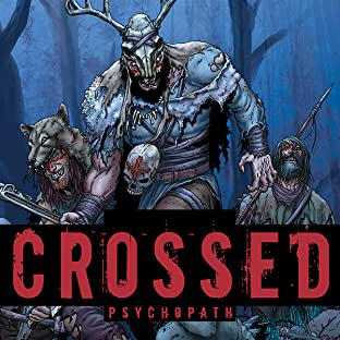 Crossed: Psychopath
