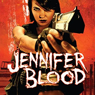 Garth Ennis' Jennifer Blood
