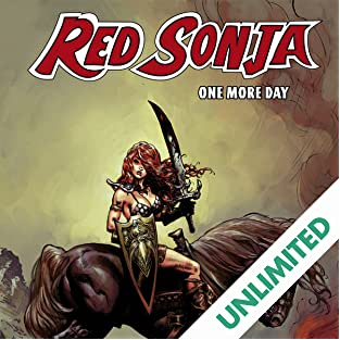 Red Sonja: One More Day