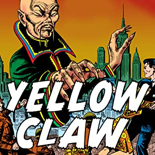 Yellow Claw (1956-1957)