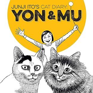 Junji Itos Cat Diary Yon & Mu