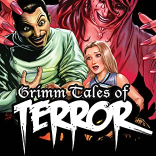 Grimm Fairy Tales: Tales of Terror Vol. 2