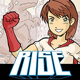 Rise: Comics Against Bullying