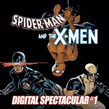 Spider-Man and the X-Men Digital Spectacular