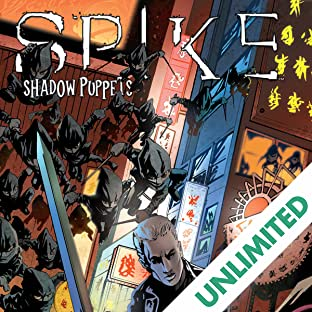 Spike: Shadow Puppets, Vol. 1