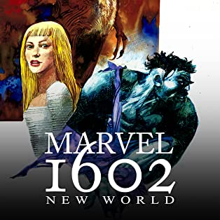 Marvel 1602: The New World