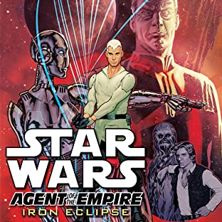 Star Wars: Agent of the Empire - Iron Eclipse (2011-2012)