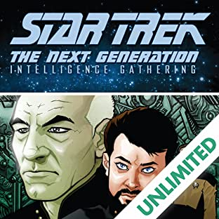 Star Trek: The Next Generation - Intelligence Gathering
