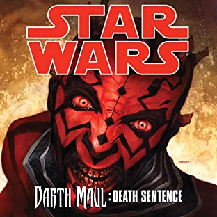 Star Wars: Darth Maul - Death Sentence (2012)