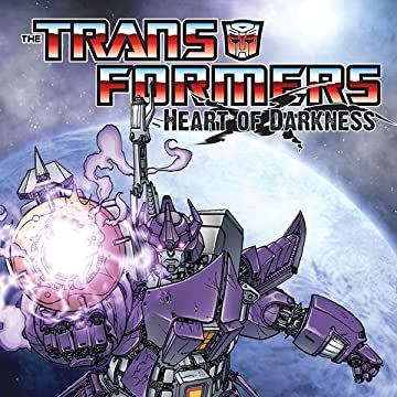 Transformers: Heart of Darkness