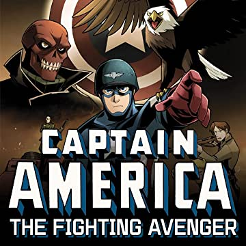 Captain America: The Fighting Avenger (2011)